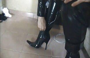 Langkah Slave Idelsy & Membuka Ritsleting jepang hot xxx Perempuan Latex Perempuan!